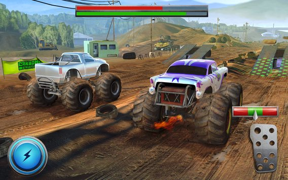 Racing Xtreme 2 Top Monster Truck Offroad Fun8