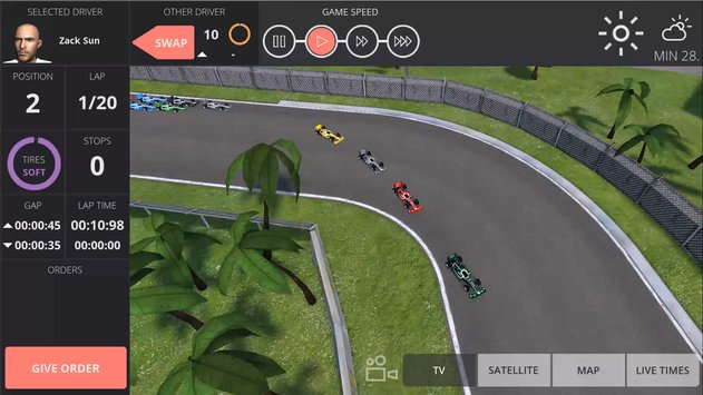 Team Order Racing Manager2