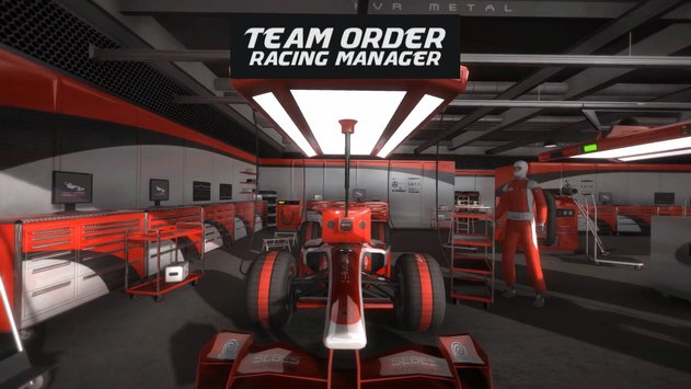 Team Order Racing Manager5