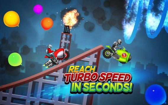 Turbo Speed Jet Racing Super Bike Challenge Game4