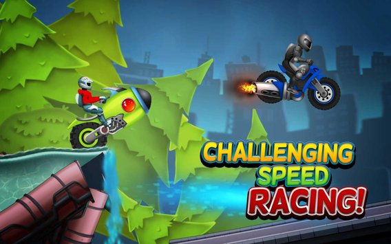 Turbo Speed Jet Racing Super Bike Challenge Game5