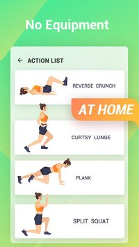 Easy Workout HIIT Exercises Abs Butt Fitness4