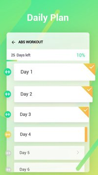 Easy Workout HIIT Exercises Abs Butt Fitness5