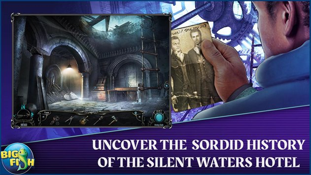 Hidden Objects - Haunted Hotel Silent Waters 2