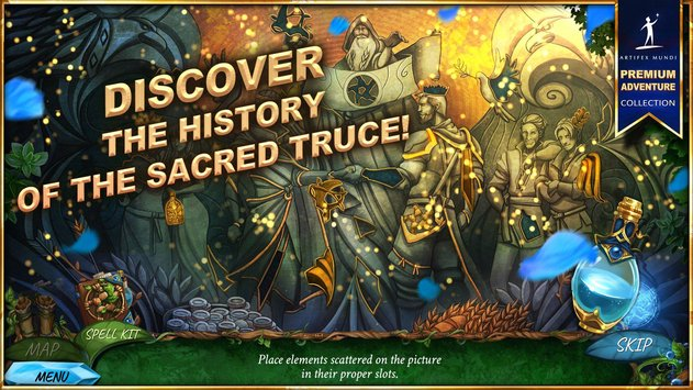 Queen's Quest 4 Sacred Truce 4