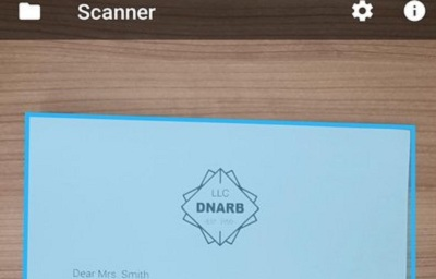 Scanner for Me Convert Image to PDF