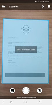 Scanner for Me Convert Image to PDF7