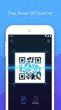 Smart Scan QR Barcode Scanner Free1