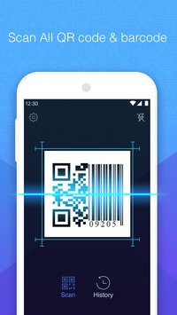 Smart Scan QR Barcode Scanner Free5