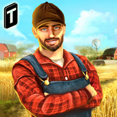 Town Farmer Sim Manage Big Farms