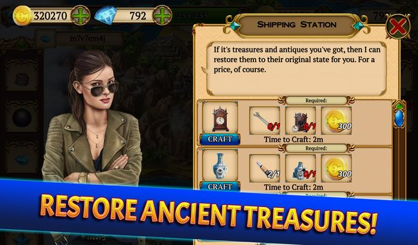Treasure Match 3 Free Gem Matching Adventure Game7