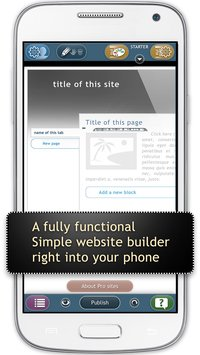 Website Builder for Android1