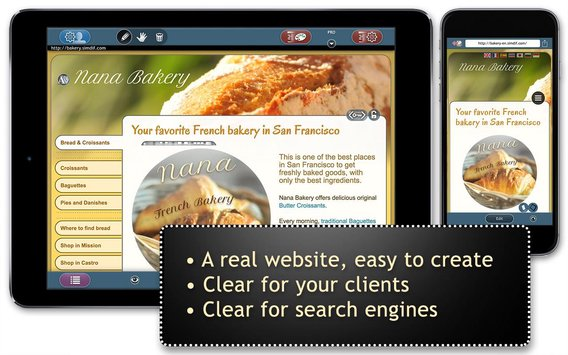 Website Builder for Android2