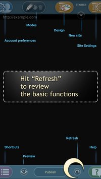 Website Builder for Android4
