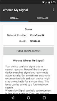 Wheres my Signal Signal Refresher5