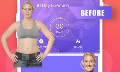 30Day Exercise-Full body Workout