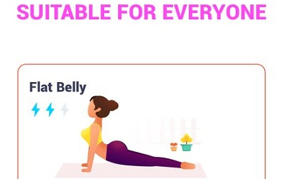 ABS Workout 7 Minute Women Free Workout