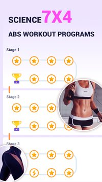 ABS Workout 7 Minute Women Free Workout2