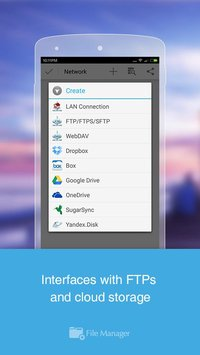 CM FILE MANAGER4