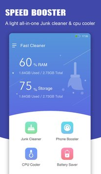 Fast Cleaner1