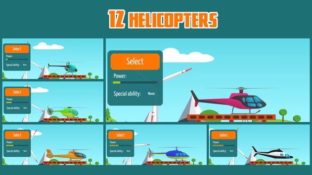 Go Helicopter Helicopters3