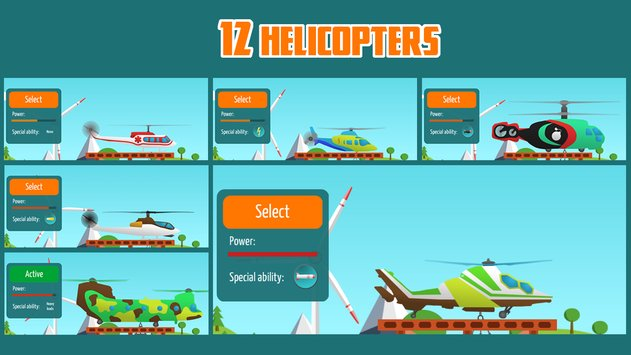 Go Helicopter Helicopters8