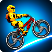 High Speed Extreme Bike Race Game Space Heroes