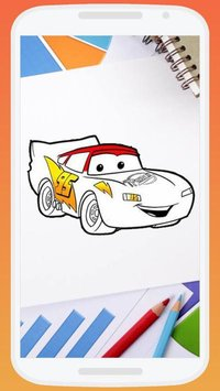 McQueen Coloring Pages1