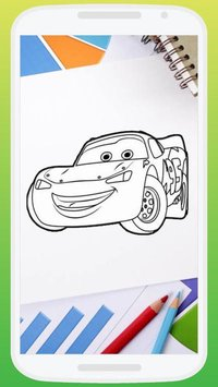 McQueen Coloring Pages2