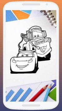 McQueen Coloring Pages3