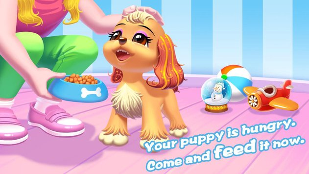 My Smart Dog Virtual Pocket Puppy7