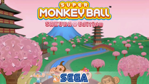 Super Monkey Ball Sakura Edition1