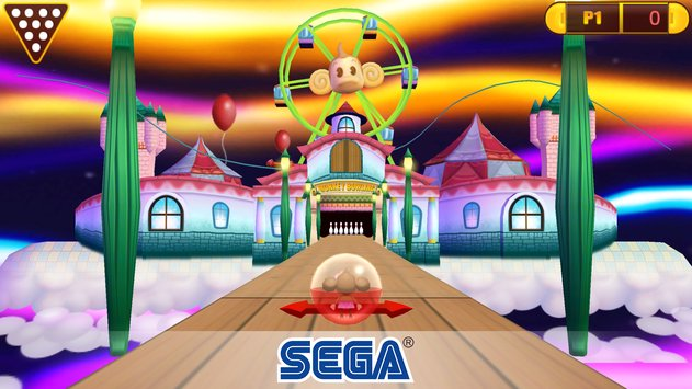 Super Monkey Ball Sakura Edition4