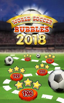 World Soccer Bubbles 2018 5