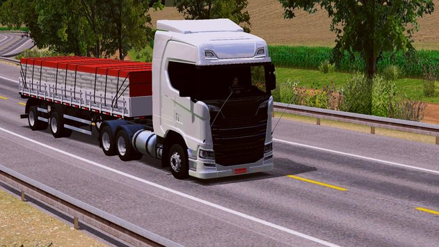 World Truck Driving Simulator8