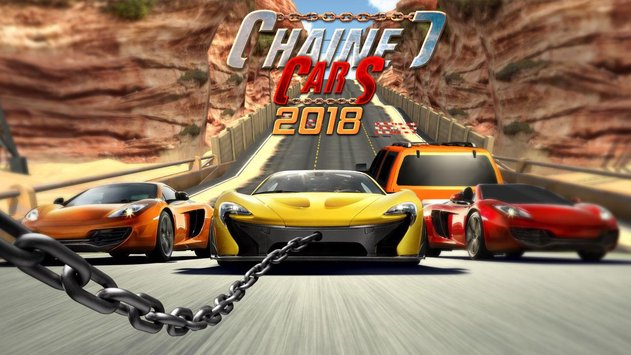 Chained Cars 2018 1