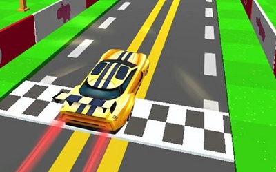 Dead End Racing Impossible Car Racing Game