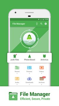 File Manager Efficient Secure Private2