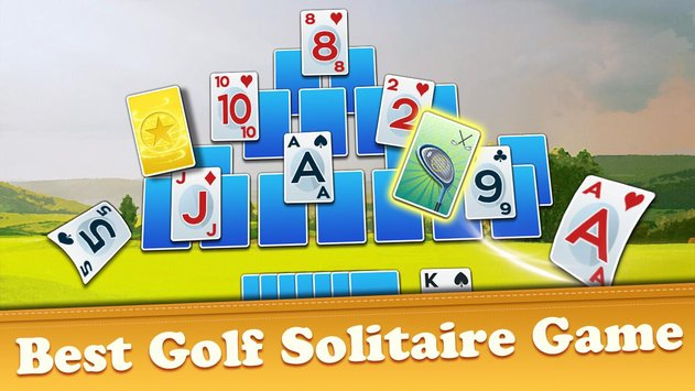 Golf Solitaire Tournament2