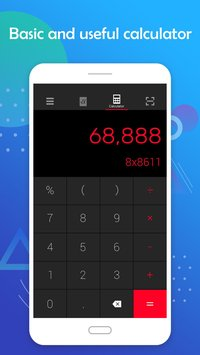 Math Calculator Solve problems by taking photo2