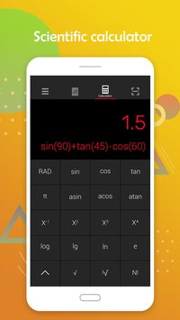 Math Calculator Solve problems by taking photo4