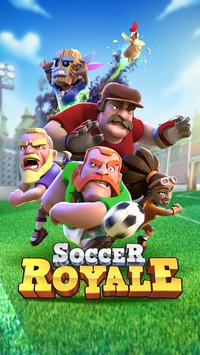Soccer Royale 2018 the ultimate football clash5