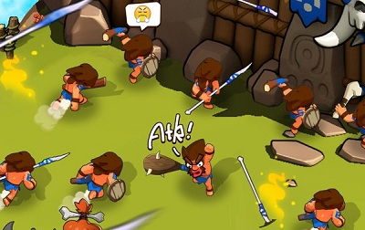 Tribes Age Rise of Caveman
