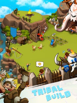 Tribes Age Rise of Caveman2