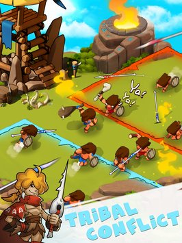 Tribes Age Rise of Caveman5