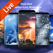 3D Weather Live Wallpaper for Free