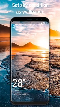 3D Weather Live Wallpaper for Free1