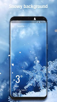 3D Weather Live Wallpaper for Free2