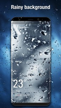 3D Weather Live Wallpaper for Free4