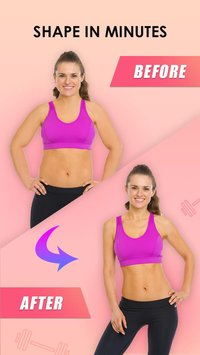 Abs Workout Weight Loss App Tabata HIIT1